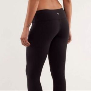 Lululemon wunder under size 6 GUC